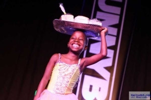 Photos: 5-Year-Old Comedienne Emmanuella Shines At Funnybone's Debut Show